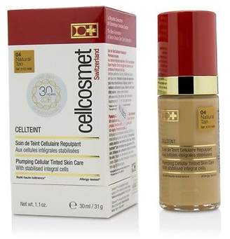 Cellcosmet & Cellmen NEW & Cellmen CellTeint Plumping Cellular Tinted Skincare