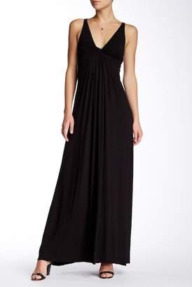 Sky Suma Beaded Strappy Maxi Dress