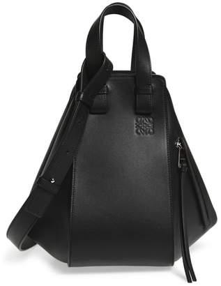 Loewe Small Hammock Leather Hobo