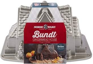 Nordicware Gingerbread House Bundt Pan