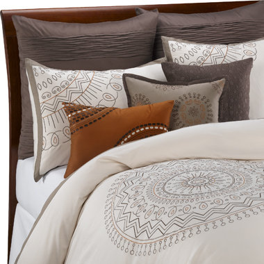 Morocco Duvet Cover Set by Urban Studio 3B™, 100% Cotton