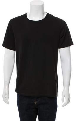 Acne Studios Short Sleeve Scoop Neck T-Shirt