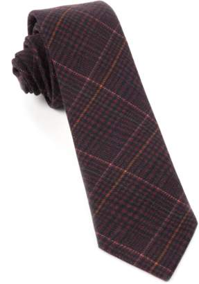 The Tie Bar Wiseacre Wool Plaid