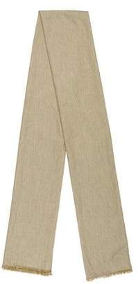 Loro Piana Cashmere & Silk Woven Shawl