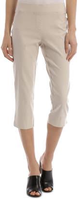 Essential Stretch Crop Pant Stone