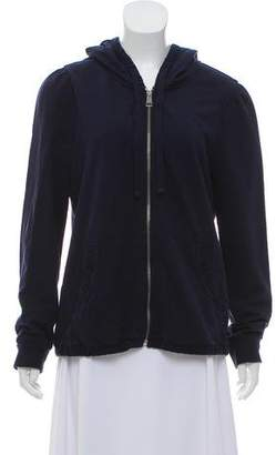 Burberry Hooded Casual Jacket