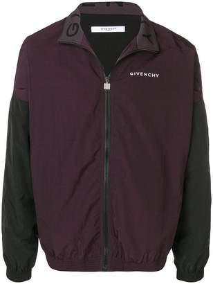 Givenchy logo print jacket