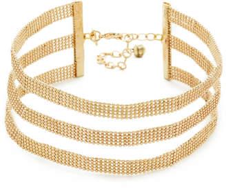 Vanessa Mooney The Harmony Choker Necklace $73 thestylecure.com