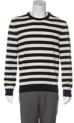 Saint Laurent Wool Striped Sweater