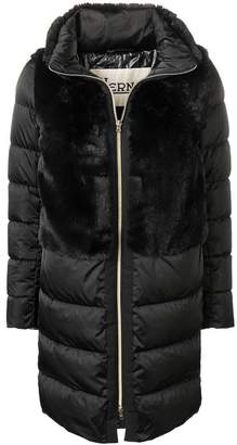 Herno Teddy down jacket