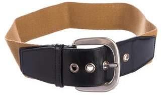 Balenciaga Leather Waist Belt