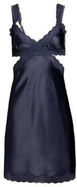 Stella McCartney Clara Whispering Stretch Silk Chemise