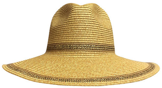 L Space Sunny Days Panama Hat in Natural $64 thestylecure.com