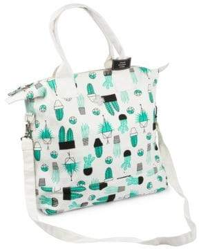 Drake General Store North South Cactus Canvas Tote