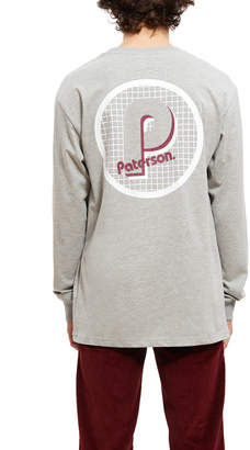 Paterson Logo Long Sleeve Tee
