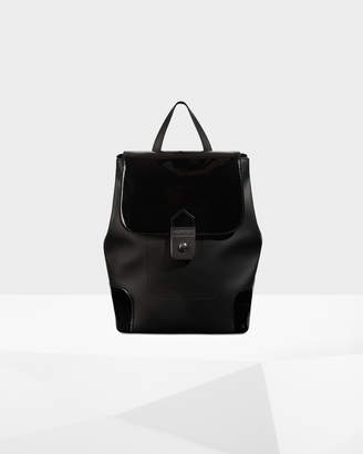 Hunter Refined Leather Backpack