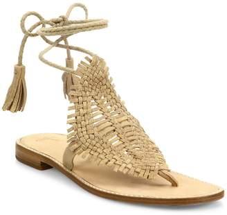 Joie Women's Kacia Huarache Suede Lace-Up Sandals