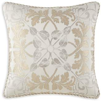 Waterford Olivette Jacquard Decorative Pillow, 18 x 18
