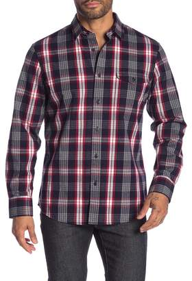 Nordstrom Lumber Plaid Flannel Shirt