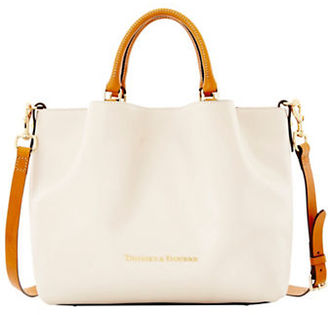 Dooney & Bourke City Large Barlow Leather Bag $368 thestylecure.com
