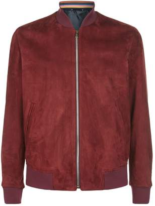 Paul Smith Suede Bomber
