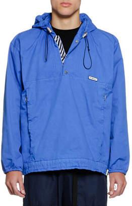 Off-White Men's Pullover Anorak Jacket