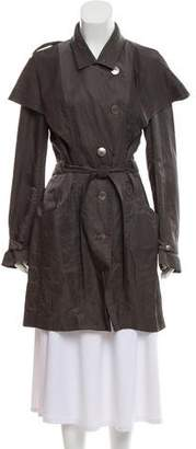 Nina Ricci Lightweight Button-Up Jacket