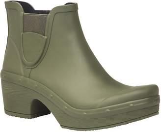Dansko Rubber Ankle Boots - Rosa