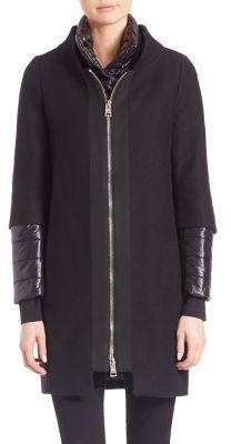 HernoHerno Puffer Layer Coat