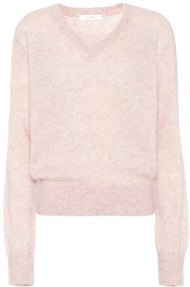 The Row Tinco cashmere and silk sweater
