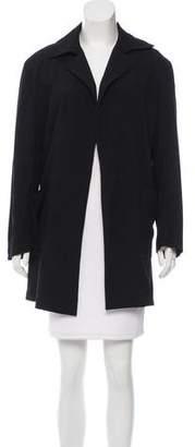 Yohji Yamamoto Wool Duster Jacket $225 thestylecure.com