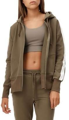 Fenix All Jade Hooded Sweater