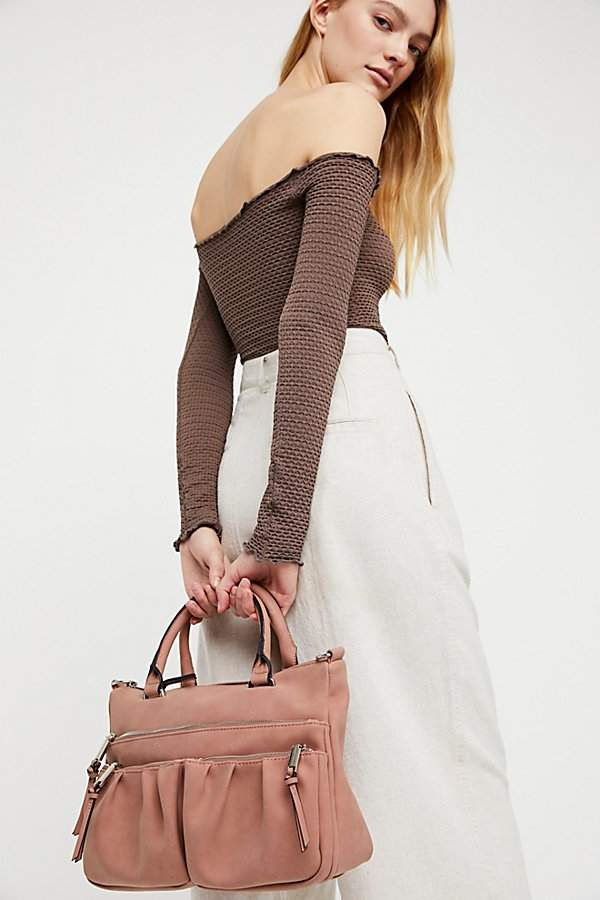 Marielle Vegan Tote by Free People