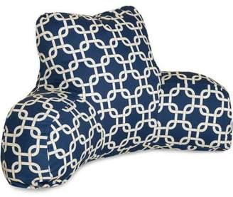 Majestic Home Goods Links Reading Pillow, Indoor/Outdoor