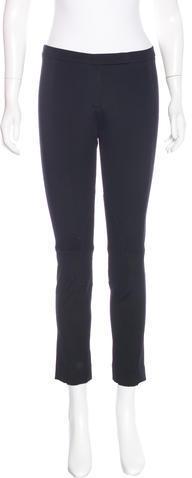 LanvinLanvin Paneled Crop Pants