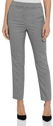 Reiss Perla Houndstooth Pants