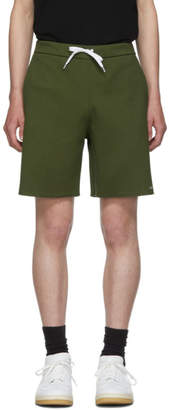 A.P.C. Green Rene Sport Shorts