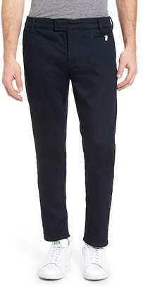 Mavi Jeans Logan Slim Straight Leg Jeans (Deep Rinse Ultra Move)