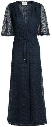Macramé Maxi Dress