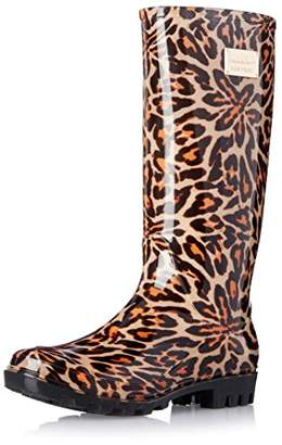 Nicole Miller Women's Rainyday Rain Boot