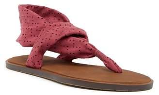 Sanuk Yoga Devine Slingback Sandal