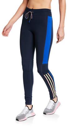 451a976c861180 The Upside Drawstring Side Striped Yoga Pants