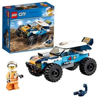 Lego Boys Desert Rally Racer Racing Car Toy 60218