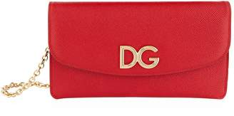 Dolce & Gabbana Micro Leather Wallet Bag