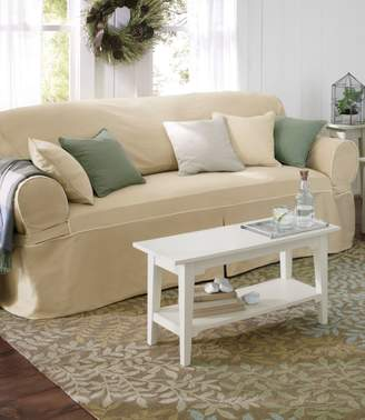 L.L. Bean L.L.Bean Washable Furniture Slipcovers