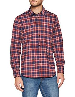 Crew Clothing Men's's Flannel Classic Check Shirt Casual