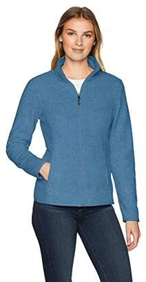 Amazon Essentials Women's Standard Full-Zip Polar Fleece Jacket