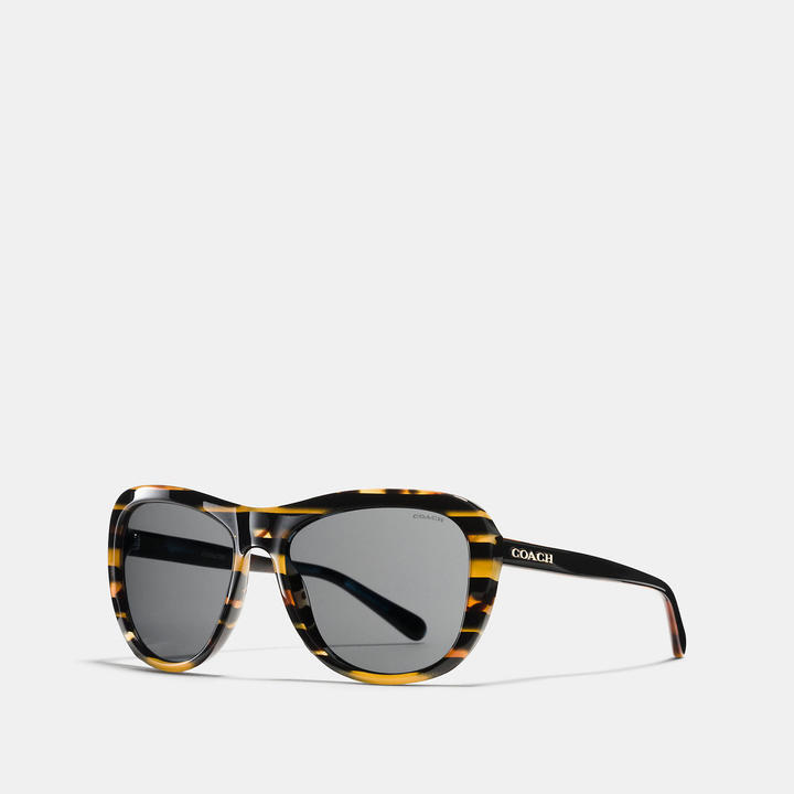 Coach   COACH Coach Varsity Soft Square Sunglasses