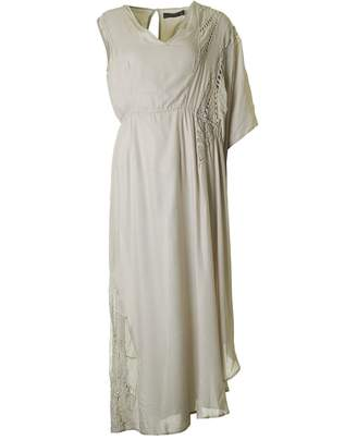 Religion Vision Grecian Style Maxi Dress