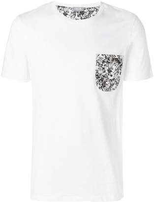 fe-fe chest pocket T-shirt